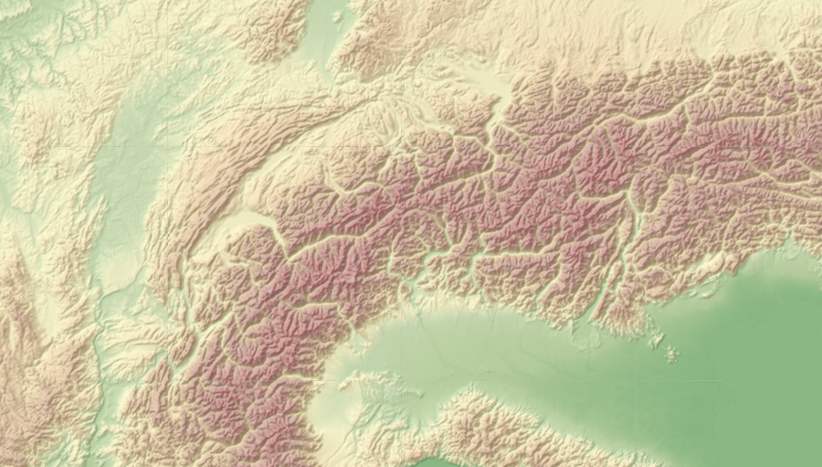 The OpenWeather team announces Relief Maps!