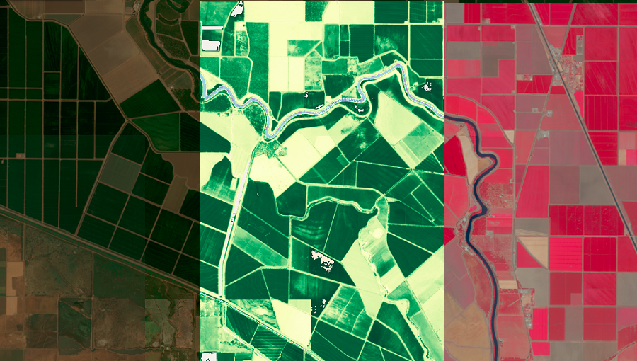 """Satellite Imagery API 