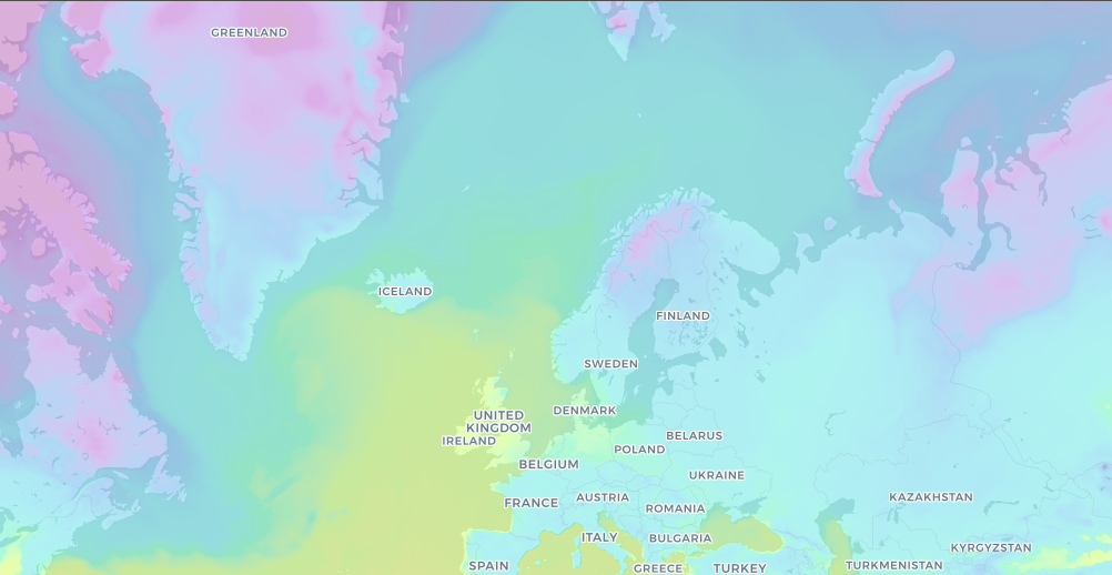 Weather Map 2.0 and Relief Maps – #1: Description of products