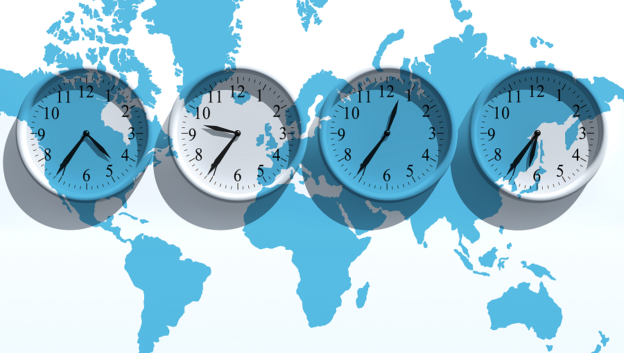 We have integrated time zones into our weather API products!